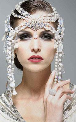 Designer Bridal Headress