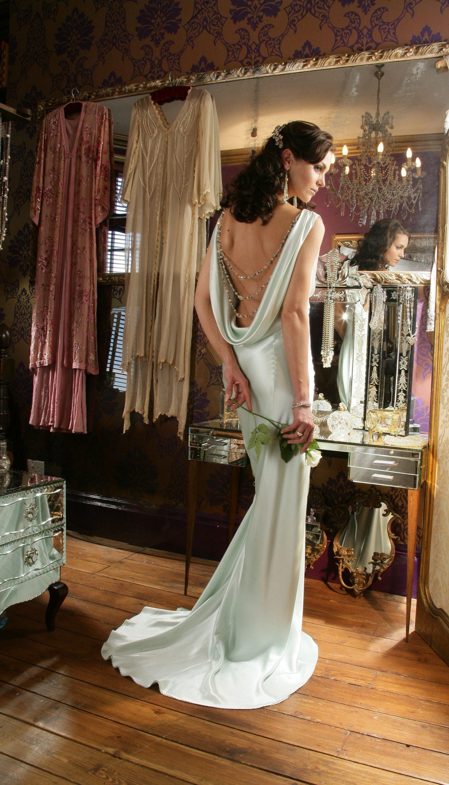 The Siren Wedding Dress