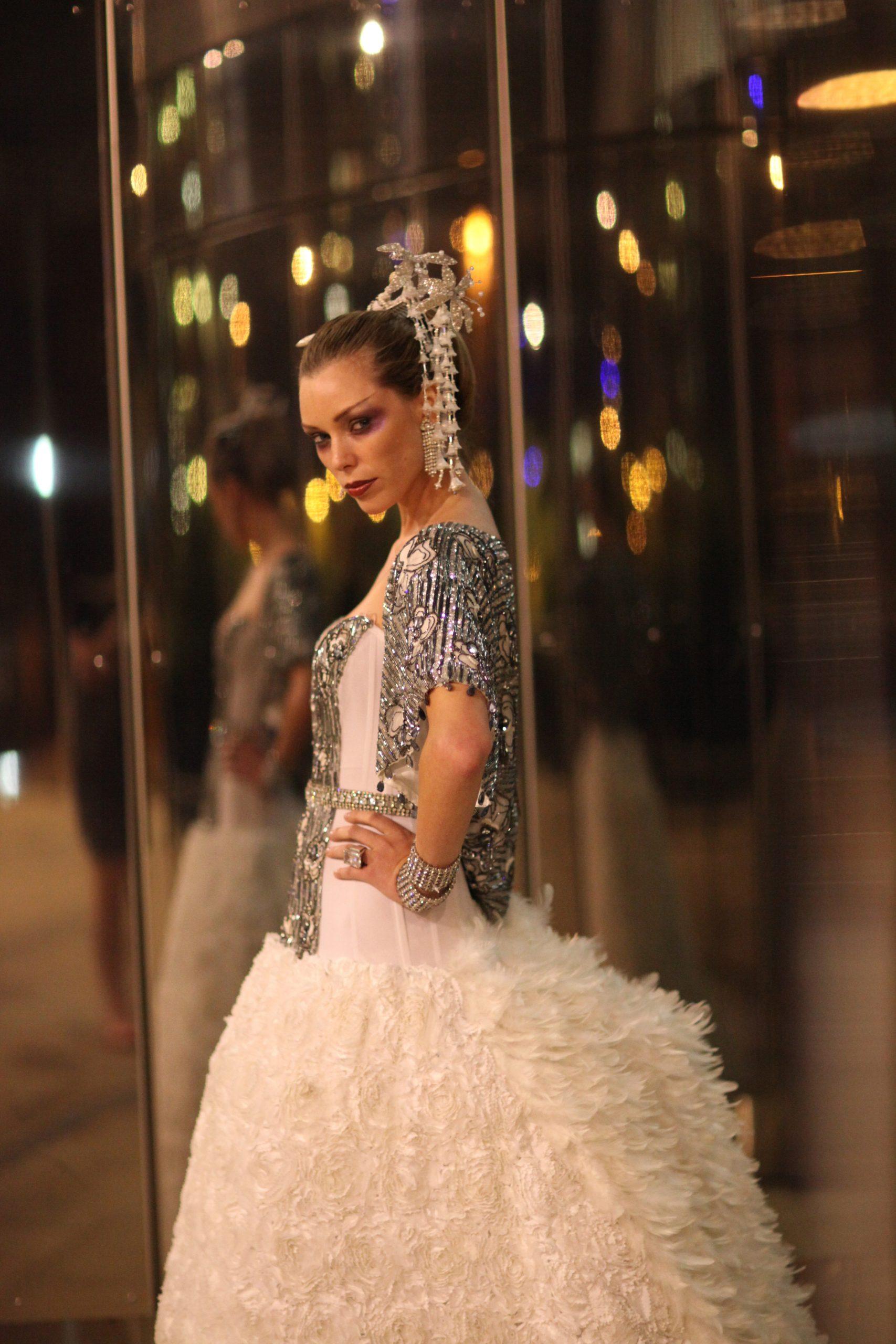 Geishas Swan Lake Dress