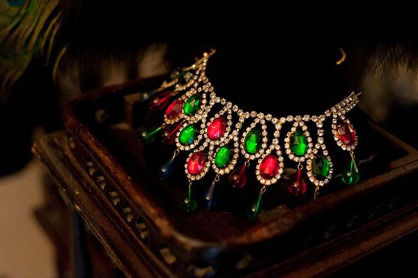 Vintage Necklace Statement Jewellery