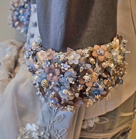 Couture Design Detail